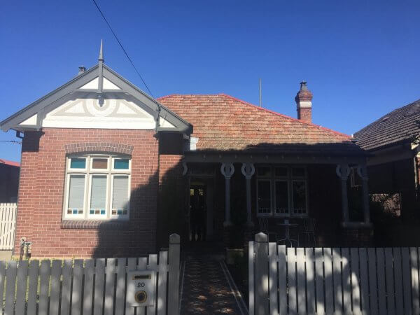 20 Arthur St Croydon Building and pest inspection